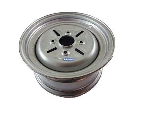 HMParts Quad/ATV/Acero Llanta 30,48 cm (12 Pulgadas) Delantero