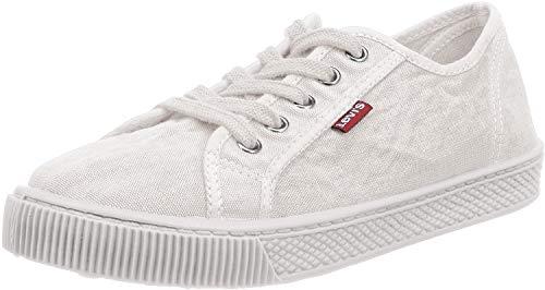 Levi's Damen Malibu W Sneaker, Weiß (Brillant White), 39 EU