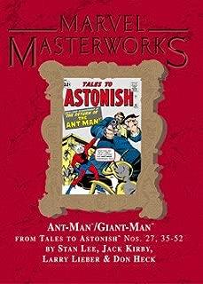 MARVEL MASTERWORKS Volume 59 [Variant Cover] ANT MAN / GIANT MAN