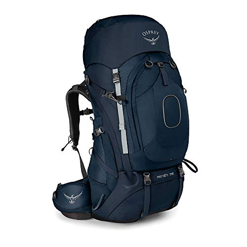 Osprey Xenith 75 Men's Backpacking Pack - Discovery Blue (LG)