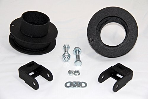 """Truxxx 605039-1.5"""" Front Leveling Kit Compatible with 2014-2020 Dodge Ram Power Wagon 2500 ~ INCLUDES Shock Brackets"""