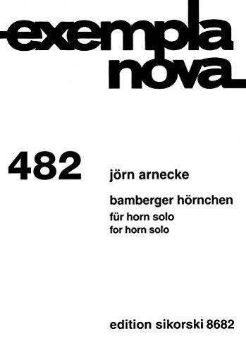 Bamberger Hörnchen : für Horn