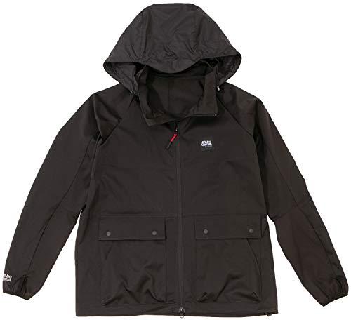 アブガルシア(Abu Garcia) アブ ウォーターレジスタントジャケット2 BLACK XLサイズ 撥水加工 小雨対応