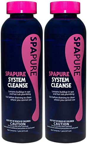 Top 10 Best cleanse for hot tub Reviews