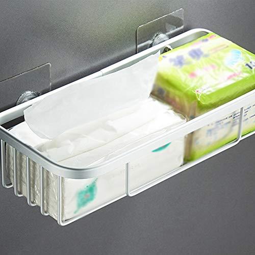 Toilettenpapierhalter - stapelfreies Badezimmer-Toilettenpapierfach für die Wandmontage wc rollenhalter (Color : E)
