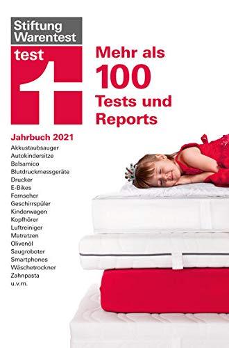 test Jahrbuch 2021: Mehr als 100 Tests und Reports