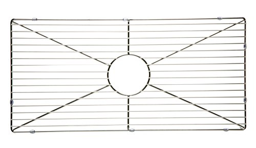 ALFI brand ABGR3318 Stainless steel kitchen sink grid for AB3318SB