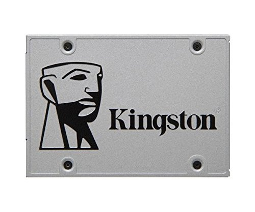 Kingston Digital SSDNow UV400 240GB 2.5-Inch SATA III SSD (SUV400S37/240G)