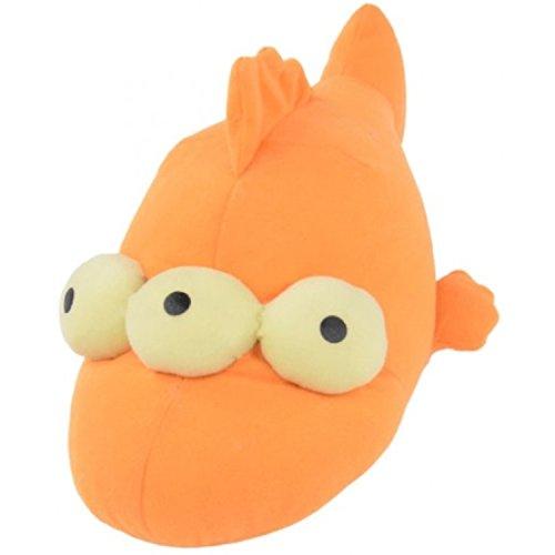 Simpsons 1000409 - Peluche Blinky, Circa 25 cm, Arancione