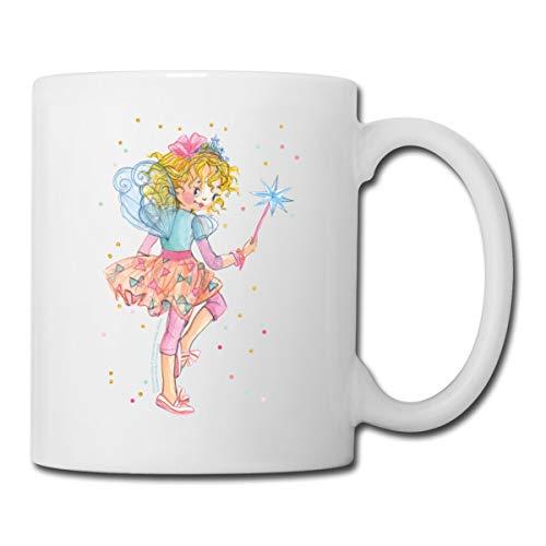 Prinzessin Lillifee mit Konfetti Tasse, Weiß