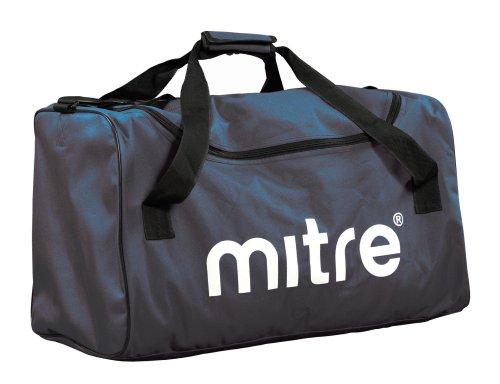 Mitre Sunday League Kit Bag Black Size 39x70x40cm