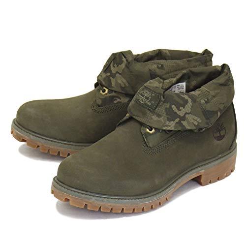 Timberland Roll Top 6 Inch Boots Schnürstiefel Stiefel Herren Schuhe A1RZD (43)