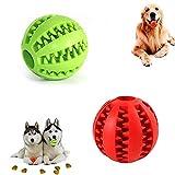 Juguete de Bola Perro,2 Pelota Perro,Juguetes Perros,Pelota de Juguete,Pelota de Perro Interactiva,Pjuguetes Perros Cachorros,Pelota Perro Indestructible,Pelota Fun para Perros,5cm
