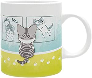 ABYstyle - Chi's Sweet Home Mugs (Pawprints)