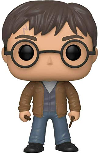 Funko POP! Harry Potter: Harry Potter con dos varitas Exclusivo