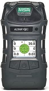 MSA 10116928 ALTAIR 5X Gas Detector, Color Display Screen, LEL, O2, CO, H2S, 10' Sample Line, 1' Probe