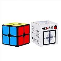 マジックキューブ2 * 2キューブ50ミリメートルスピードパズルキューブプロの教育玩具