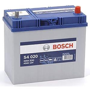 Bosch S4020 Batería de automóvil 45A/h-330A