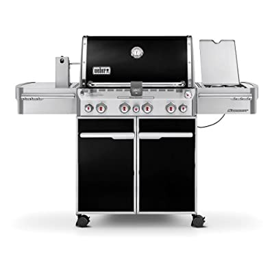 Weber Summit E 470 Gas Grill Review