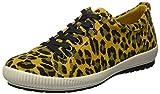 Legero Damen TANARO Sneaker, Gelb (CURRY 6400), 41 EU
