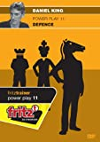 Power Play 11: Defense, Chess DVD by GM Daniel King