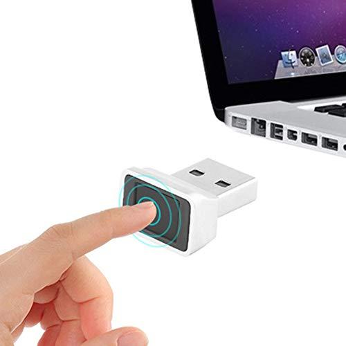 NEXMON 指紋認証キー USB Windows Hello 機能対応 NEXMON USB指紋認証キー 2秒瞬間認識 マイナンバー対策 360度 USB指紋認証リーダー 多個登録可 指紋認証Windows10 32/64に適用