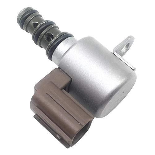 TangMengYun Válvulas de Solenoide Válvula solenoide de transmisión del Motor 28400-PWR-003 Piezas de automóviles compatibles con Honda Jazz Fit GD (Color : Multi)