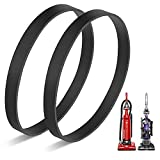 JEDELEOS Replacement Belts for Dirt Devil Style 4/5 Featherlite / Powerlite / Swivel Glide / Power Max Pet Upright Vacuum Cleaner, Compared to Parts 3720310001, 1540310001 & 1LU0310X00 (Pack of 2)