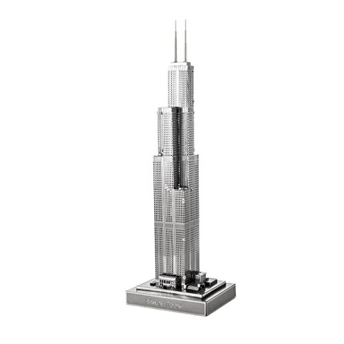 Metal Earth: ICONX: Sears Tower
