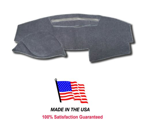 2007-2011 Toyota Camry Dash Cover Carpet TO57 (Gray)