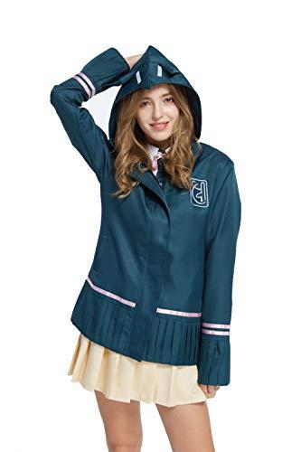 NewAnimeJp Danganronpa Dangan-Ronpa Chiaki Nanami Cosplay Costume for Girls (Chiaki Nanami, L)