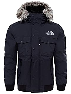 The North Face Gotham Veste Homme, Noir (TNF Black/High Rise Grey), FR (Taille Fabricant : XS) (B079CWSBKT)   Amazon price tracker / tracking, Amazon price history charts, Amazon price watches, Amazon price drop alerts