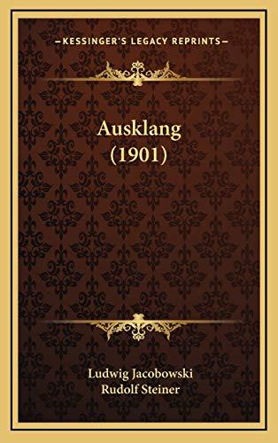 Ausklang (1901)