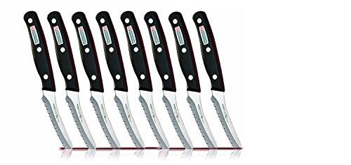 Miracle Blade Set 8 Coltelli da Bistecca World Class + 1 Coltello Multiuso Omaggio