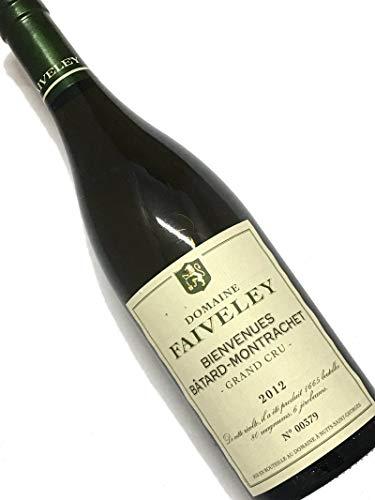 2012年 ドメーヌ フェヴレ ビアンヴィニュ バタール モンラッシェ 750ml フランス 白ワイン