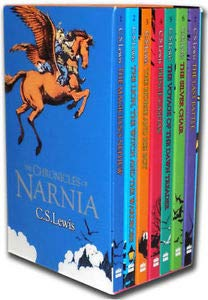 Chronicles Of Narnia 7 Book Collection Box Set