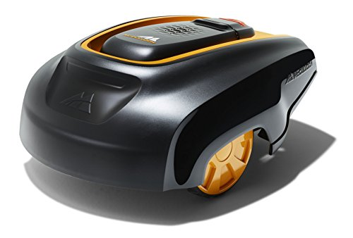 Mcculloch ROB 1000 Robotic Lawn Mower 18 V, Up to 1000 m sq
