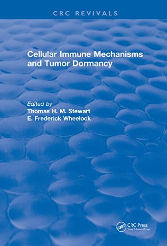 Cellular Immune Mechanisms and Tumor Dormancy: Cellular Immune Mechanisms and Tumor Dormancy (1992) (CRC Press Revivals) (English Edition)