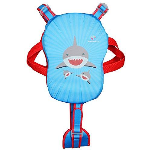 Megartico Kids? Swim Vest Swim Trainer Girls Adjustable Safety Strap Boys Removable Buoyancy Foam - Toddler Swim Float Coach