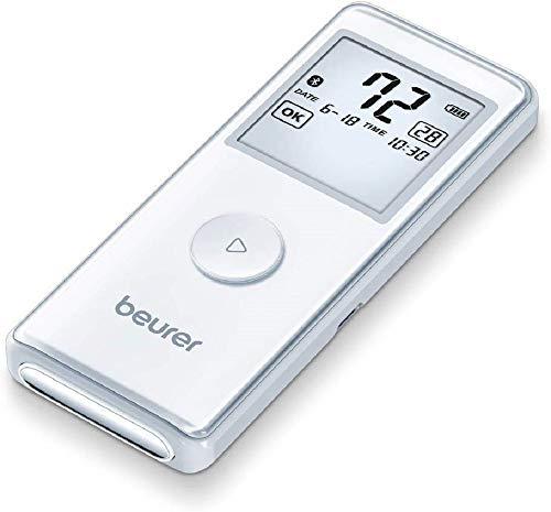 Beurer Me 90 Electrocardiographe Connecté avec USB/Bluetooth