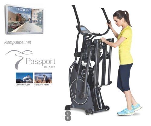 Horizon Fitness Andes 8i Crosstrainer Modell 2013/2014
