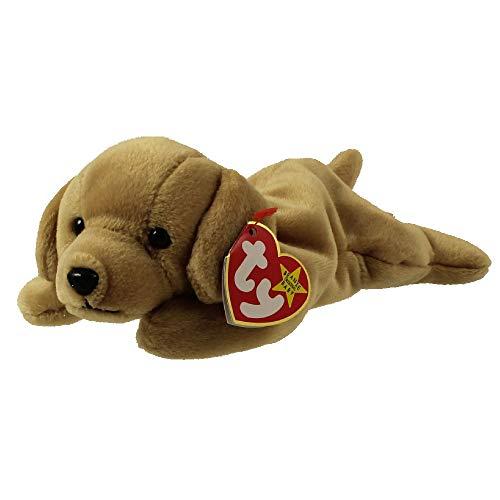 TY Beanie Baby - FETCH the Dog