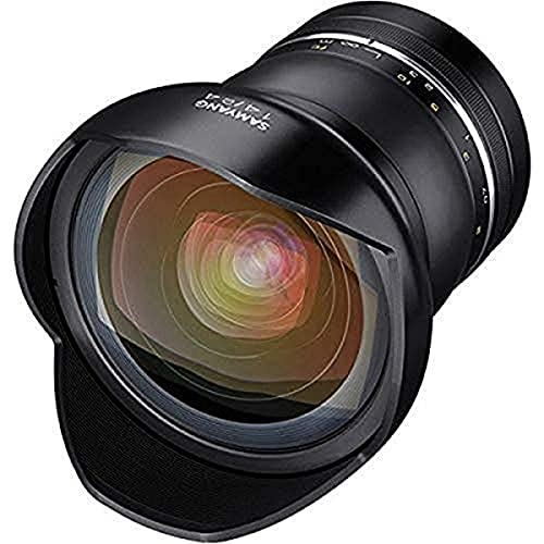 Samyang SYXP14-C XP 14mm f/2.4 High Speed Wide Angle Lens for Canon and Nikon