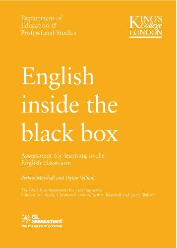Marshall, B: English Inside the Black Box