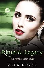 Vampire Beach 2-in-1 Bind up - Ritual & Legacy by Alex Duval (2008-12-04)
