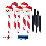 2. Solar Weihnachtsmänner von Lunartec