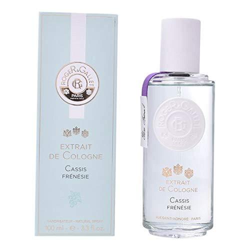 Perfume Mujer Cassis Frénésie Roger & Gallet EDC (100 ml) Perfume Original | Perfume de Mujer | Colonias y Fragancias de Mujer