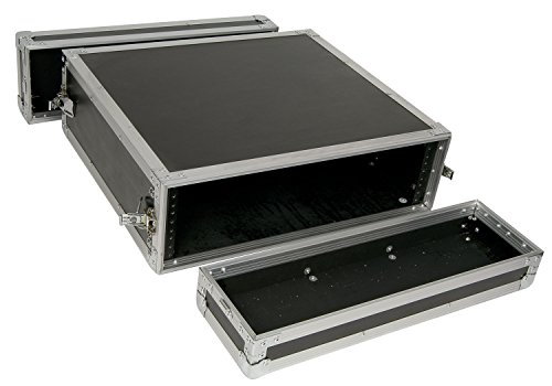 Citronic tamaño: 3U en rack 3U de 19 flight case para equipo de audio