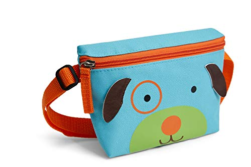 Skip Hop ZOO HIP PACK DOG Riñonera, Juventud Unisex, Multicolor (Multicolor), Talla Única