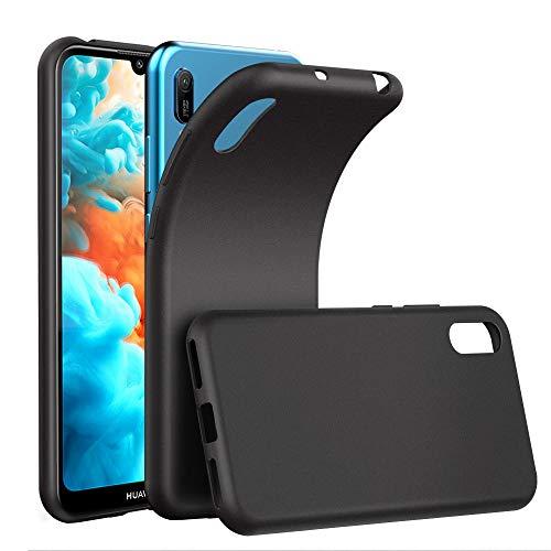 GeeRic Kompatibel Für Huawei Y6 2019 Hülle, Ultra Thin Tasche Cover Schlank Weich Flexibel Anti-Kratzer Schutzhülle Abdeckung Hülle Cover Kompatibel Mit Huawei Y6 2019 Smartphone